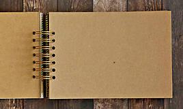 Papiernictvo - Čipka elegantná kniha hostí,fotoalbum,kronika/jediný kus - 9449711_