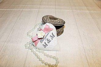 Darčeky pre svadobčanov - Darčeky pre svadobných hostí Ružičkové (Ružičkové - Návrh pre Martinku) - 9450986_