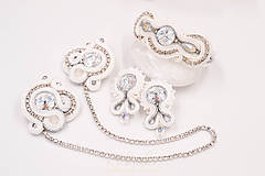 Sady šperkov - Svadobné snenie - set - 9450626_