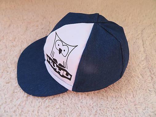 a0d6d4911 Šiltovka / HUHU.huhu - SAShE.sk - Handmade Detské čiapky