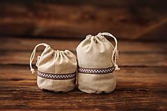 Úžitkový textil - Poloľanový meštek - 9447982_