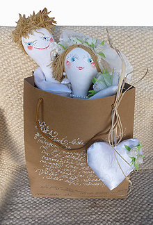 Darčeky pre svadobčanov - Natália a Damián - 9449235_