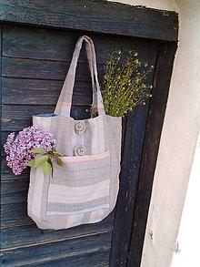 Veľké tašky - Až půjdete sbírat bylinky - 9454341_
