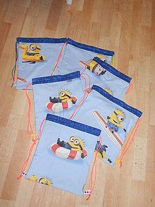 Detské tašky - Batôžtek na výlety - 9454266_