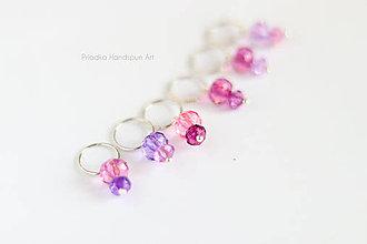 Iné šperky - CANDIES stich marker - Cukríkový označovač očiek - 9452307_