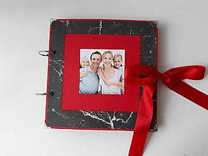 Papiernictvo - Fotoalbum - MAXI zdobenie (pánsky) - 9451543_