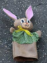 Maňuška. Zvieratko Zajačik Smejko