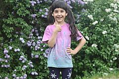 Tričká - Detské tričko INDIÁNSKE ŠÍPY - 9454684_