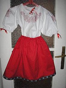 Šaty - Krojové oblečenie - 9454636_