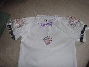 Detské oblečenie - Blúzka - 9454746_