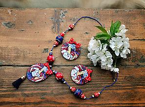 Sady šperkov - Sada šperkov Vetroslava - 9451624_