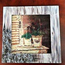 Rámiky - Rámik na  obrázok alebo fotku - 9453632_