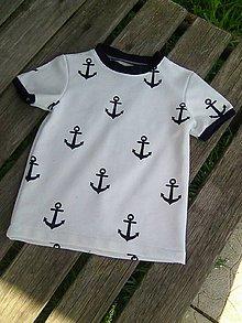 Detské oblečenie - námornícke č 92 - 9452920_