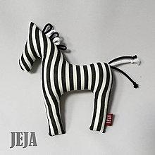 Hračky - Zebra - 9452737_