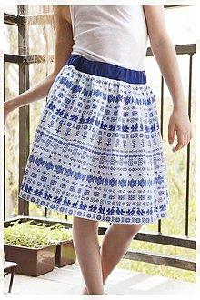 Detské oblečenie - Detská sukňa Čičmany - 9454718_