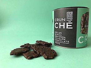Potraviny - CRUNCHÉ pekan, chia, quinoa, kokos - 9452670_
