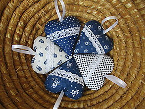 Darčeky pre svadobčanov - Svadobné srdiečka -folk II - 9458401_