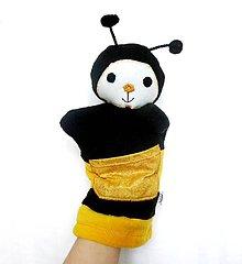 Hračky - Maňuška včela - Včielka z Medovej štvrte - 9457916_