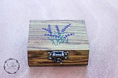 Iné šperky - Krabička na šperk - 9456168_