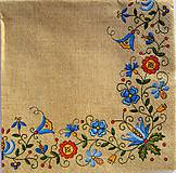 Papier - Servítka  FV 123 - 9458711_