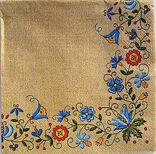 Papier - Servítka  FV123 - 9458711_