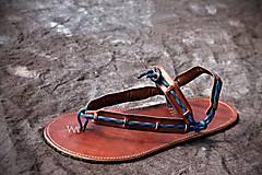 Obuv - Barefoot sandále Harmony - 9456636_