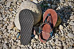 Obuv - Barefoot sandále Harmony - 9456639_