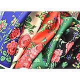 Sukne - MARÍNA - kruhová kvetinová sukňa - 9456728_