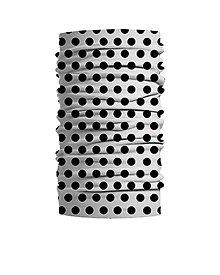 Šatky - Bodky biela - 9458832_