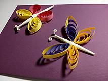Papiernictvo - Pozdrav na motýlích krídlach - 9458554_