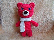 Hračky - Modrooká medvedica Zlatka :-) - 9455749_