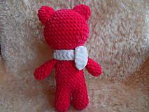 Hračky - Modrooká medvedica Zlatka :-) - 9455752_