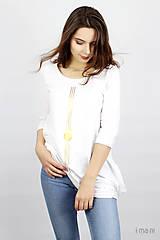 Tričká - Dámske tričko IO12 - 9456163_