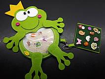 Detské doplnky - Spy bag žabka - 9460499_