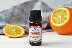 Suroviny - Sladký pomaranč - esenciálny olej (10 ml) - 9459883_