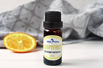 Suroviny - Grapefruit - esenciálny olej (10 ml) - 9459869_