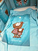 Textil - Set do detskej postielky - 9459353_