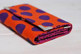 Peňaženky - Peňaženka - 9459426  c5c8e3d9772