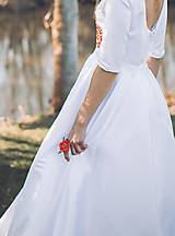 """Prstene - Kvetinový prstienok """"z lúk a strání"""" - 9459764_"""