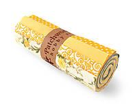 Textil - Bavlnené látky - rolka Yellow Rose - 9459807_
