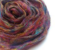 Textil - Hodváb sárí - 9462909_