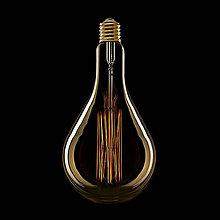 Komponenty - EDISON žiarovka – XXL CLASSIC – E27, 30W, 60lm - 9465034_