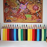 Zástena Ceruzky progressky 5cm hrubá