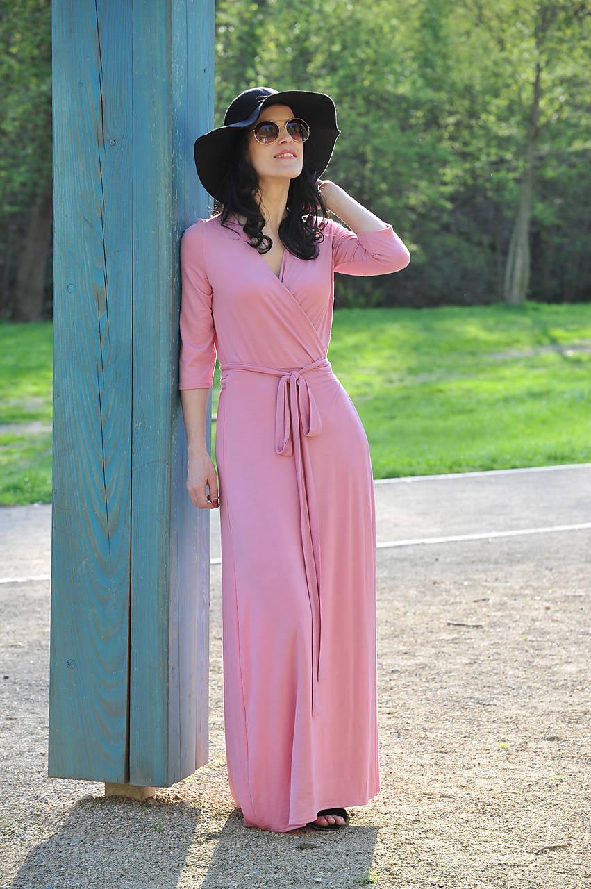 Šaty - Dlhé šaty Polly - možno i v barvách - 9462785_