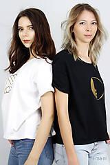 Tričká - Dámske tričko IO14 - 9463373_