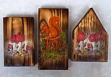 - Sada drevených obrázkov - 9467064_