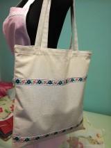 Nákupné tašky - Batoh, taška ľudová - 8906258_