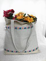 Nákupné tašky - Batoh, taška ľudová - 9467503_