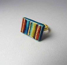 Prstene - Tana šperky - keramika/zlato - 9465754_