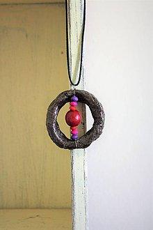 """Náhrdelníky - náhrdelník """"plný farieb"""" - 9466198_"""